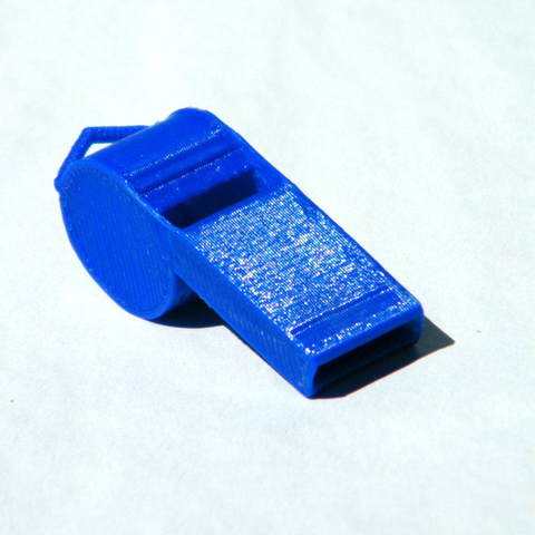 Download STL file Alarm whistle • 3D printable template, 3d-fabric-jean-pierre