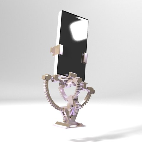 armillaire_mount_phone_carr.jpg Download STL file Armillary phone holder • 3D printer model, 3d-fabric-jean-pierre