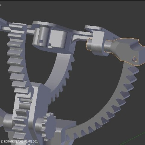 montage10.JPG Download STL file Armillary phone holder • 3D printer model, 3d-fabric-jean-pierre