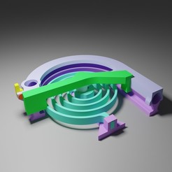 3D print files ball thrower, 3d-fabric-jean-pierre