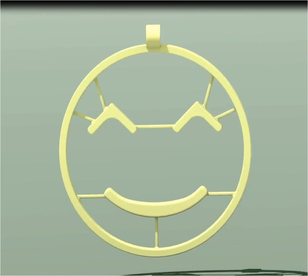 smiley_bienv_1.JPG Télécharger fichier STL gratuit bienveillant Emoji • Modèle pour imprimante 3D, 3d-fabric-jean-pierre