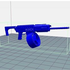 Download free 3D printer templates fostech origin 12 Sarah Connor, 3d-fabric-jean-pierre