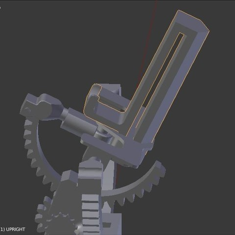 montage20.JPG Download STL file Armillary phone holder • 3D printer model, 3d-fabric-jean-pierre