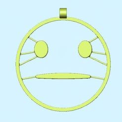 smiley_neutre.JPG Télécharger fichier STL gratuit Emoji neutre  • Design à imprimer en 3D, 3d-fabric-jean-pierre
