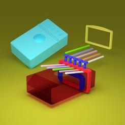 Télécharger modèle 3D Mbira, 3d-fabric-jean-pierre