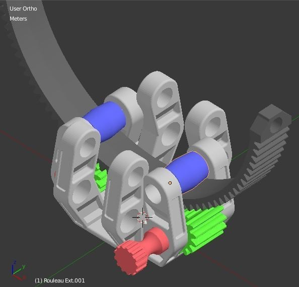 Rouleau_exterieur.JPG Download STL file Armillary phone Holder • Design to 3D print, 3d-fabric-jean-pierre