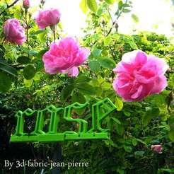 3d-fabric-jean-pierre-Gothic-alphabet-rose-carr.jpg Télécharger fichier STL Gothic alphabet • Objet à imprimer en 3D, 3d-fabric-jean-pierre