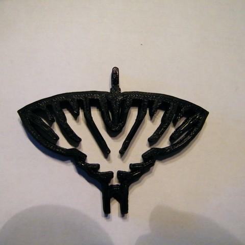 Diseños 3D Swallowtail escaso, 3d-fabric-jean-pierre