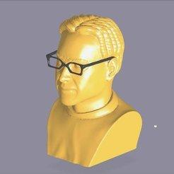 Capture_bust5_net.JPG Télécharger fichier OBJ leonard hofstadter • Plan pour imprimante 3D, 3d-fabric-jean-pierre
