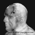 STL The Old Man Bust, 3d-fabric-jean-pierre