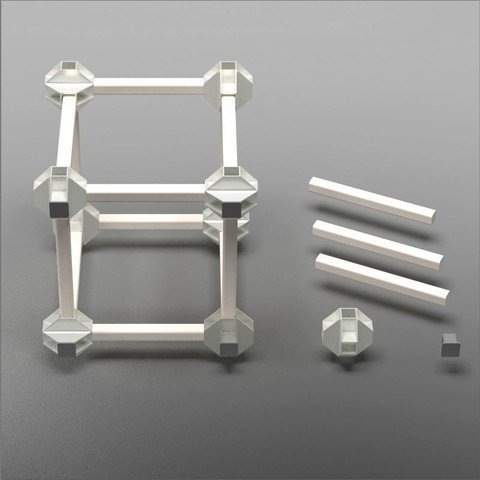 3D printer files Multi-purpose module, 3d-fabric-jean-pierre