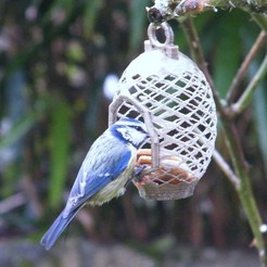 Plan imprimante 3D Wild bird feeder, 3d-fabric-jean-pierre