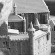 Download 3D printing models SANCTUARY OF ROCAMADOUR, 3d-fabric-jean-pierre