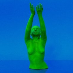 STL ondine remix, 3d-fabric-jean-pierre