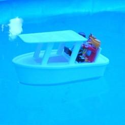 Download 3D printer designs playmobil boat, 3d-fabric-jean-pierre
