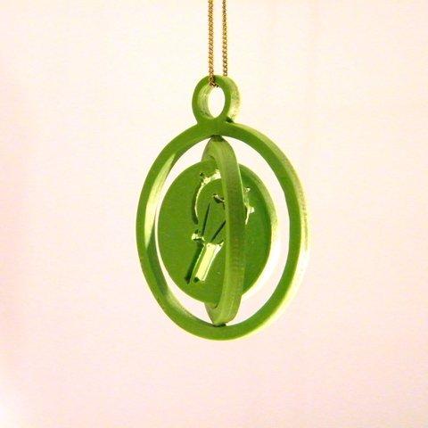 STL Armillary keychain logo, 3d-fabric-jean-pierre