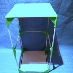 Download STL files modular piece of furniture, 3d-fabric-jean-pierre