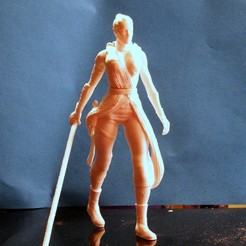 Download 3D printing models STATUE REY 22 cm, 3d-fabric-jean-pierre