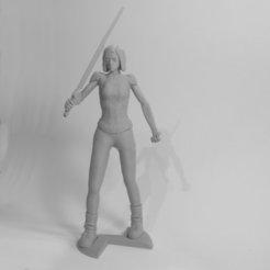 STL files Alita: Battle angel, 3d-fabric-jean-pierre