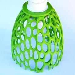 Archivos 3D Tri-Lampshade, 3d-fabric-jean-pierre
