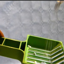 Download STL file litter shovel, 3d-fabric-jean-pierre