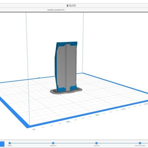 curedent_3dpocket_export3.jpg Download STL file Magic toothpick dispenser • Object to 3D print, ffmicka