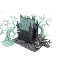 STL Crypt for Warhammer board games, ffmicka