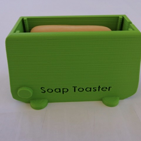 3eURI0q3RkGhCKsKL6Fjqg_thumb_3e21.jpg Download free STL file Soap Toaster • 3D printable template, OM3D