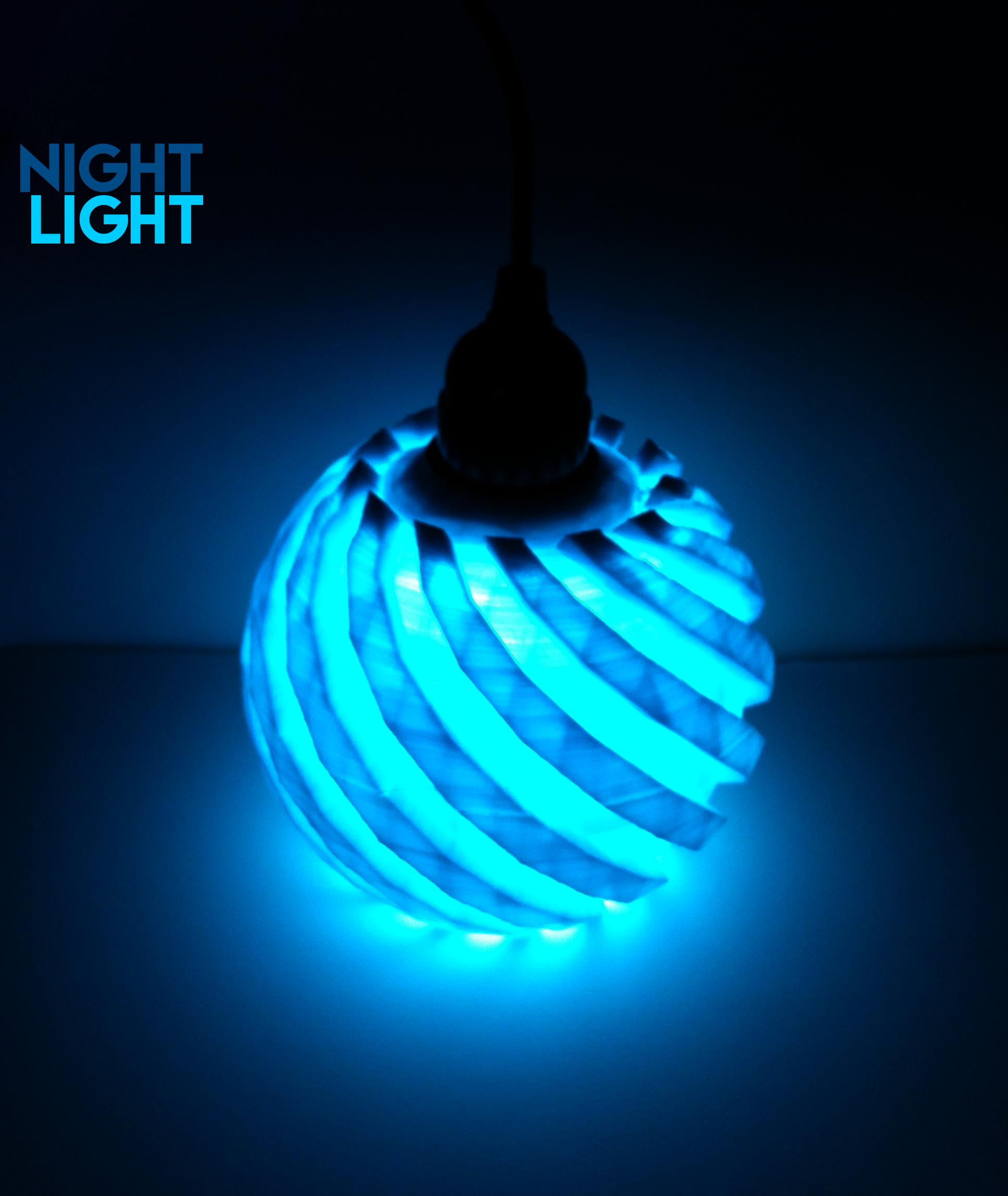 NightLight.png Download free STL file Night Light • 3D printing model, ThomasRaygasse