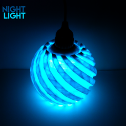 NightLight.png Download free STL file Night Light • 3D printing model, ThomasRaygasse