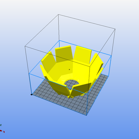 2014-11-09_15h37_52.png Download free STL file SPOT LIGHT • Template to 3D print, ThomasRaygasse