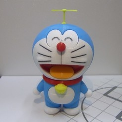 Free STL files 86Duino Doraemon Part 2, 86Duino