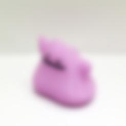 Download free STL file Ditto / 百變怪 -- Pokemon • 3D printer object, 86Duino