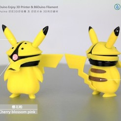 Download free 3D printing designs Acguychu, 86Duino