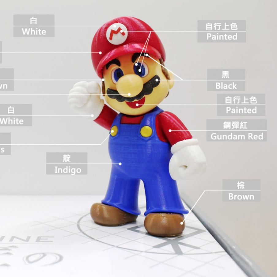 Capture d'écran 2016-12-23 à 09.30.30.png Télécharger fichier STL gratuit Super Mario complete set • Objet pour impression 3D, 86Duino