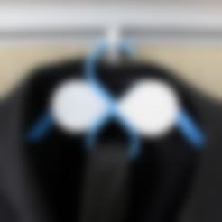 86Duino-hanger-A1.STL Download free STL file 86Duino travel folding hanger  • 3D printer template, 86Duino