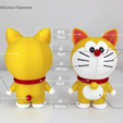 Impresiones 3D gratis Doraemon tipo original / 哆 啦 A 夢 / ド ラ え も ん, 86Duino
