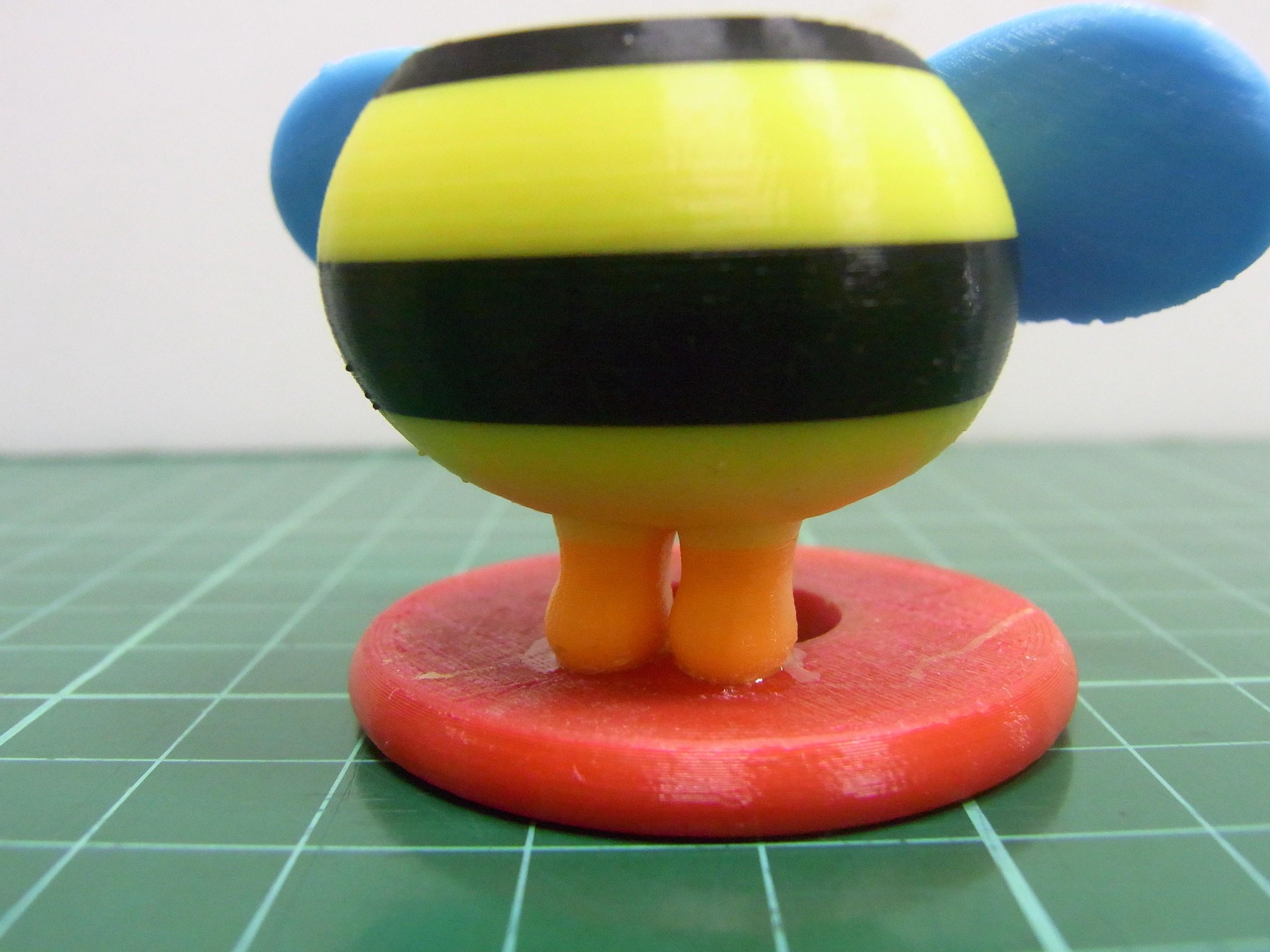RIMG0056.jpg Download free STL file LINE FRIENDS -- HONEY BEE SALLY • Design to 3D print, 86Duino
