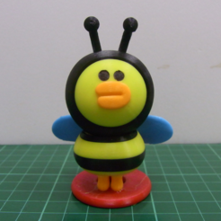 Download free STL file LINE FRIENDS -- HONEY BEE SALLY, 86Duino