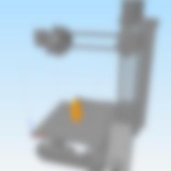 Download free STL file Prusa mini Bed simplify 3D, JCL