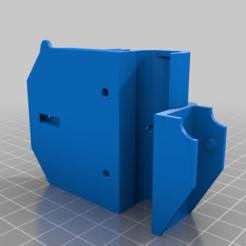 Télécharger fichier impression 3D gratuit prusa i3 hephestos - chariot X -courroie de soutien Y, JCL