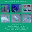Free 3D printer files Candle mold #boitafaire, LaBiche-Renard