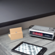 Free 3d printer designs Elegant iPhone 6 (Plus) dock, B2TM