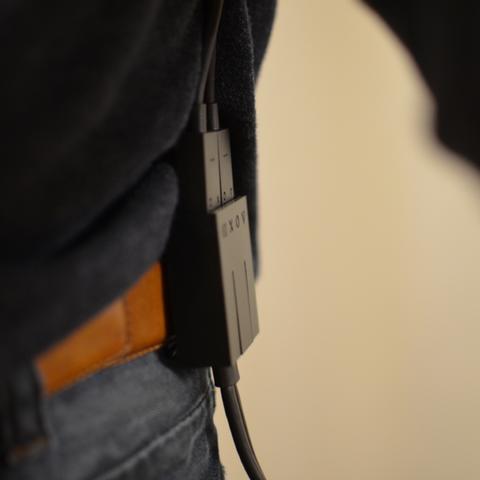 Télécharger fichier imprimante 3D gratuit Clip de ceinture pour câble Playstation VR, B2TM