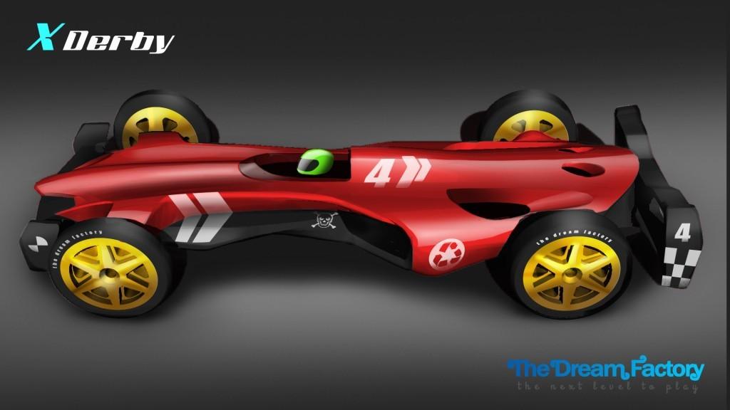X-Derby-1024x576.jpg Download free STL file Dreamfactory XDerby • 3D printer template, yanizo