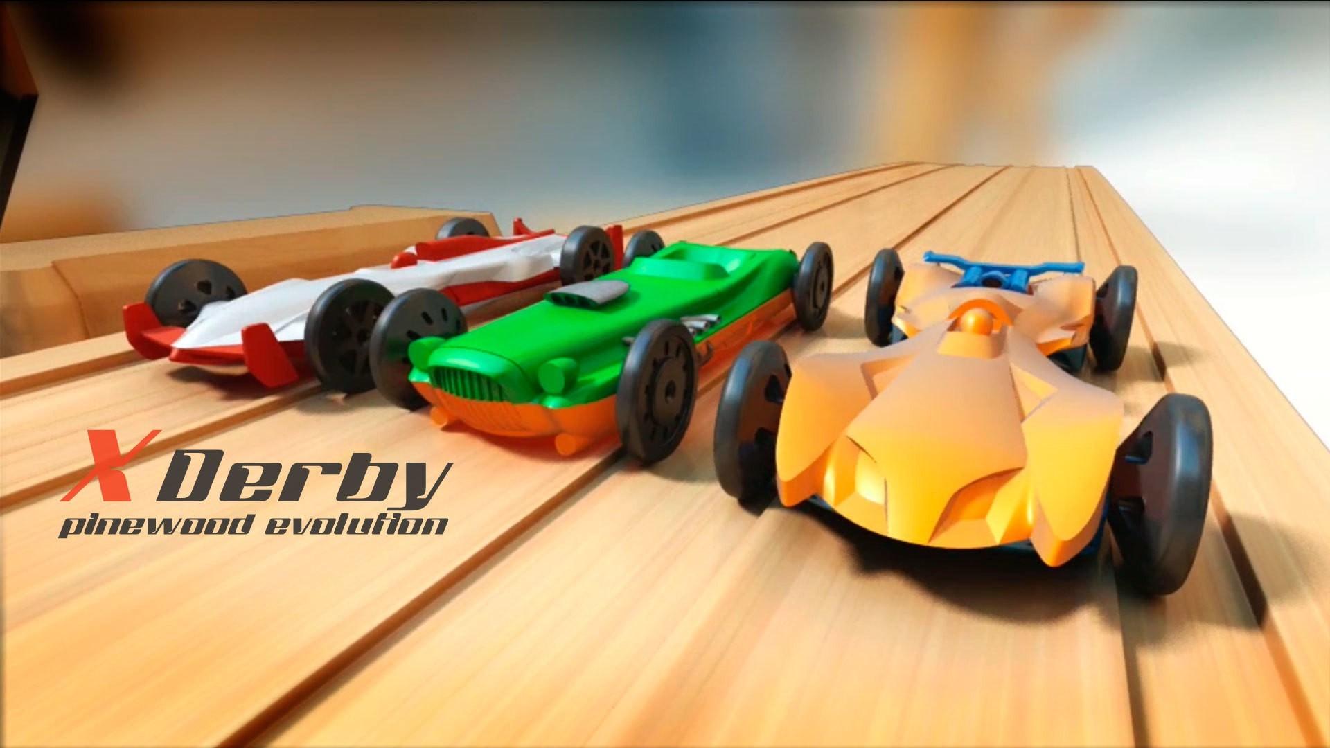url1.jpg Download free STL file Dreamfactory XDerby • 3D printer template, yanizo