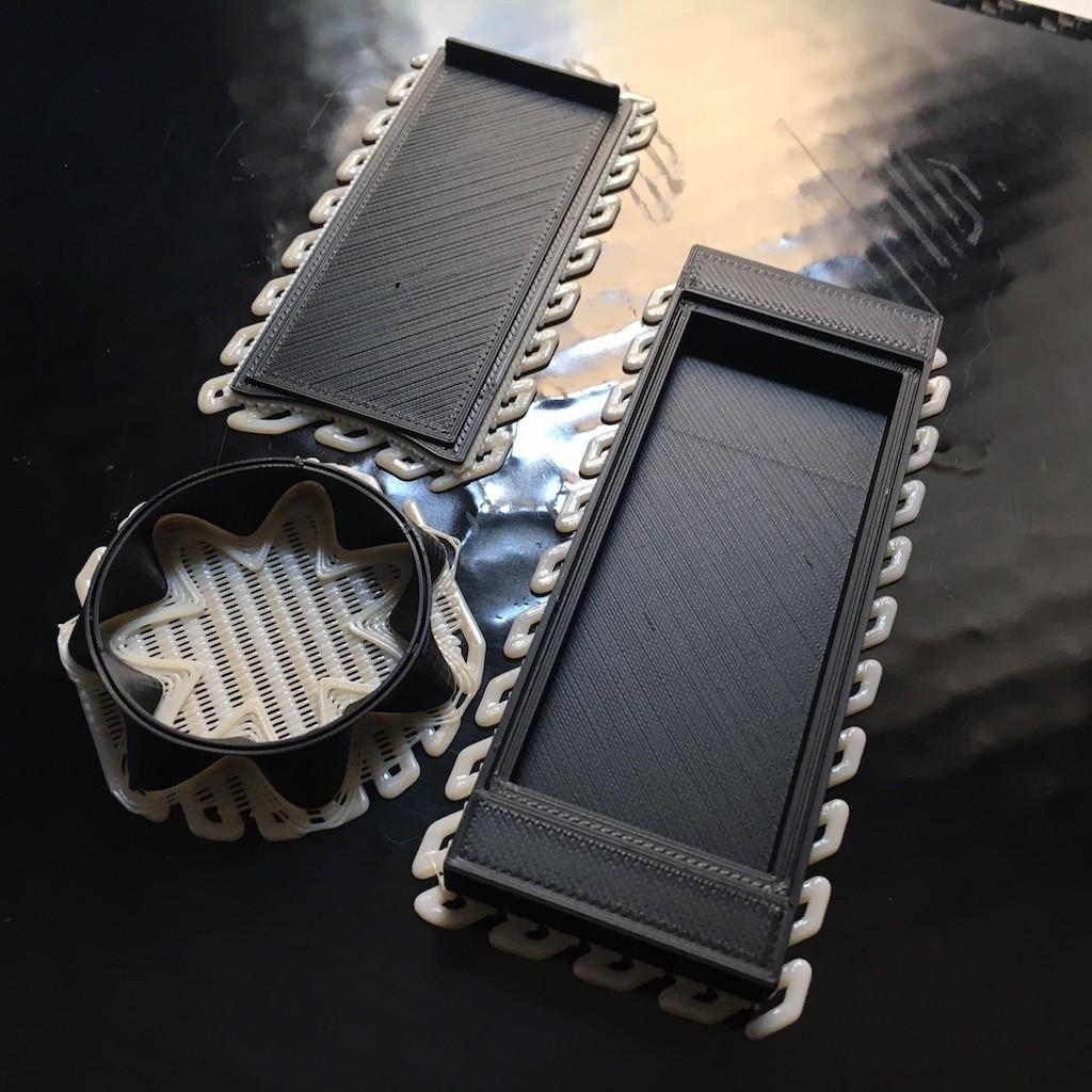 BoiteAClé-SurPlateau.JPG Download free STL file Magnetic Key Box • 3D printer design, fred6b12