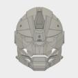 3D print files CAYDE-6 Helmet / / destiny, 3DWORKBENCH