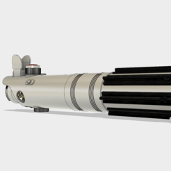 Download STL file STAR WARS Reys Lightsaber, 3DWORKBENCH