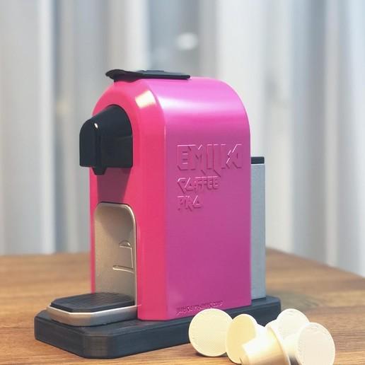 44D17EA2-1FDD-49E2-9B94-E3B9223F82A0.JPG Télécharger fichier STL gratuit MACHINE À CAFÉ JOUET • Design pour imprimante 3D, 3DWORKBENCH